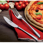 Set 24 posate pizza Coltelli e Forchette Linea.Pizza Salvinelli